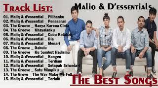 lagu terbaik || Maliq  d'essential - all album || Lagu Tembang Kenangan Terbaik Sepanjang Masa