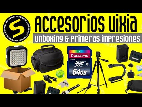 Accesorios para Videocámaras Digitales