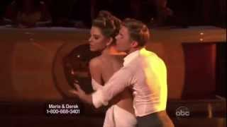 DWTS Maria Menounos & Derek Hough Rumba Remixed