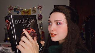 ASMR Reading Midnight Sun - Chapter 1