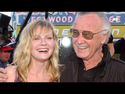 Stan Lee creator of a galaxy of Marvel superheroes