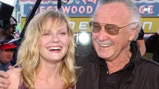 Stan Lee creator of a galaxy of Marvel superheroes