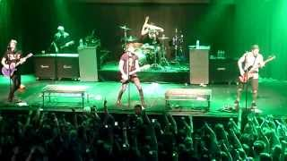 All Time Low - Intro / Do You Want Me (Dead)? | Paradiso, Amsterdam
