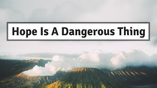Lana Del Rey -  Hope Is A Dangerous Thing (Lyrics) | Panda Music