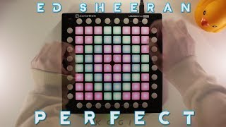 Ed Sheeran - Perfect (Mike Perry Remix)//Launchpad Performance