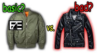 WHAT YOUR FAVORITE JACKET SAYS ABOUT YOU