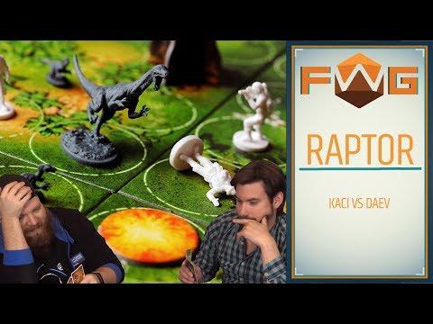 Raptor | Az orvvadászat rossz, értem?! (Kaci vs daev) - Fun With Geeks