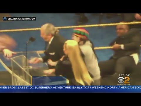 Bret Hart's Alleged Attacker Arraigned