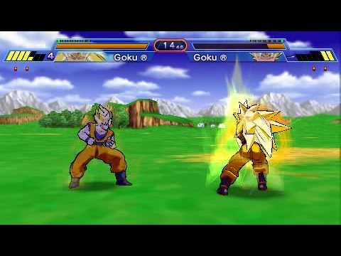 Dragon Ball Z : Shin Budokai PSP