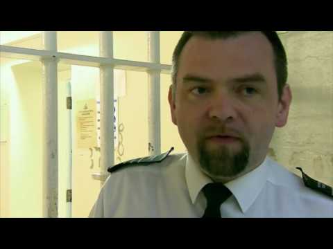 Wandsworth Prison London UK - BBC Jail Documentry