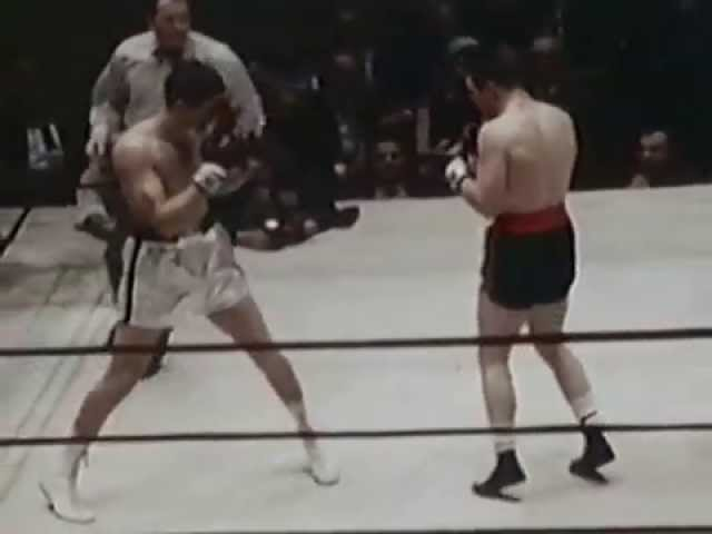 Jerry Quarry vs. Tony Alongi I, 1966, Draw 10.