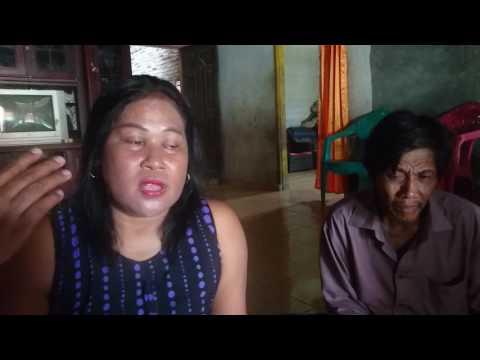 Video Bagas penderita polio