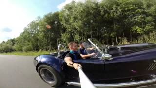 preview picture of video 'AC Cobra BRDÓW'
