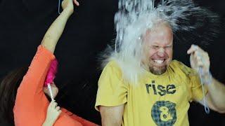 Ice Bucket -Tickle- Challenge