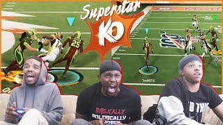 BIG TIME PLAY! Epic HitStick From Troy Polamalu SAVES The Day! (Madden 20 Superstar KO Mode)