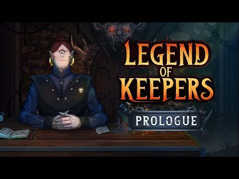 Legend of Keepers: Prologue | TRAILER de