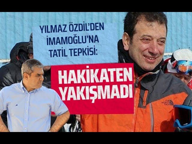 Türk'de Yılmaz Özdil Video Telaffuz