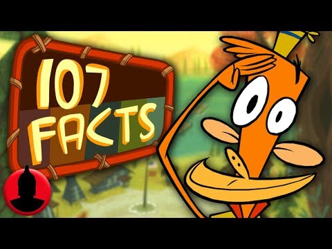 107 Camp Lazlo Facts YOU Should Know! Cartoon Facts! (107 Facts S7 E11)