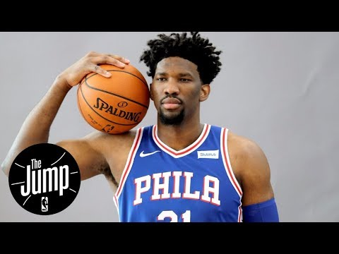 Should Joel Embiid be on a minutes restriction? | The Jump | ESPN