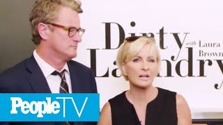 "'Morning Joe' Host Mika Brzezinski On Confident ""Face-Bleeding"" 