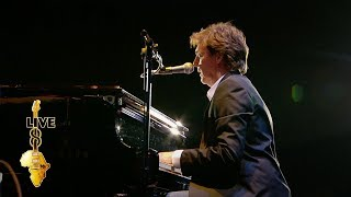 Paul McCartney Finale - The Long And Winding Road / Hey Jude (Live 8 2005)