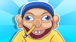 IN SOVIET RUSSIA! SML - Jeffy the Puppet (Yo Mama Cartoon)