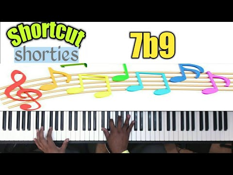 Play this chord 7b9