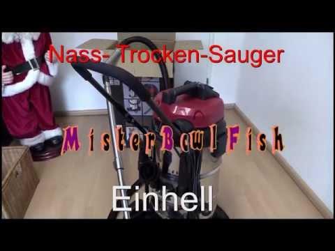 Einhell TE-VC 2340 SA - Nass-Trockensauger - 40 Liter