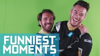 Funniest Formula E Moments!