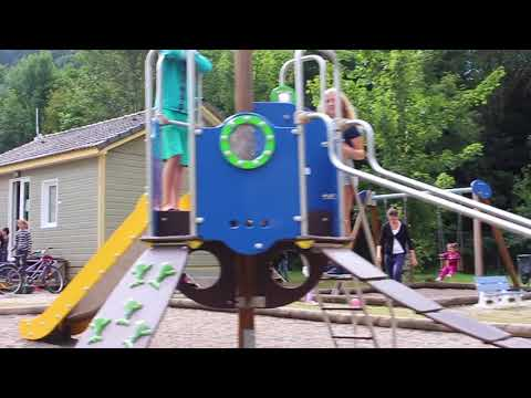 Camping Le Moulin de Serre Singles Puy de Dôme vidéo 2017