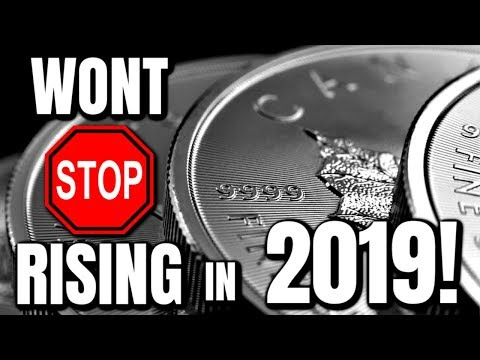 Why Silvers Price is SOARING in 2019!