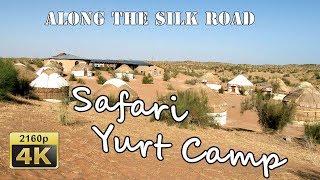 Safari Yurt Camp - Uzbekistan 4K Travel Channel