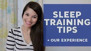 Sleep Training Tips | Night Weaning + How I Got My Baby to Sleep Through the Night