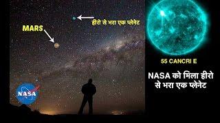 NASA को मिला हीरो से भरा एक प्लेनेट(100% true)| Strange mysterious planets Found in Space | Rahasya