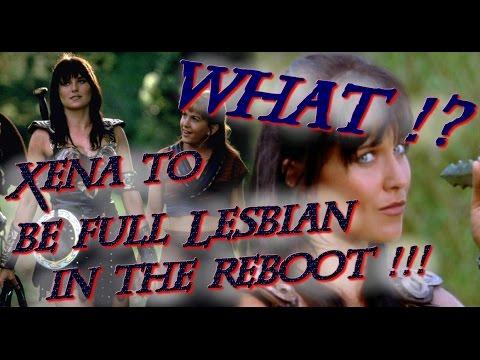 Xena Warrior Princess Reboot: Does Xena have to be full Lesbian ?