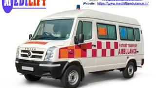 Ventilator Ambulance Services from Bhagalpur to Patna and Buxar to Patna