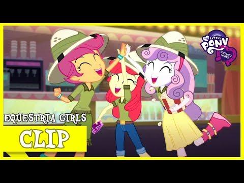 The Canterlot Movie Club - MLP: Equestria Girls – Summertime Shorts! [HD]