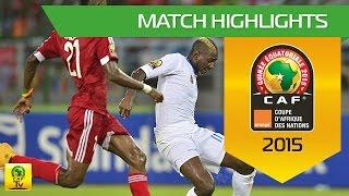 Congo - DR Congo   CAN Orange 2015   31.01.2015