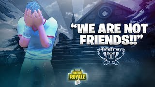 THE ULTIMATE BETRAYAL!! (ft. DrLupo, Lassiz & Actionjaxon) | Fortnite Battle Royale Highlights #50