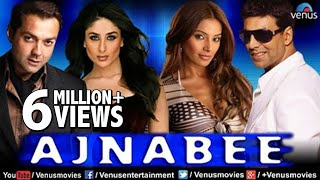 Ajnabee  Hindi Thriller Movie  Akshay Kumar Full Movies  Latest Bollywood Movies  Hindi Movies