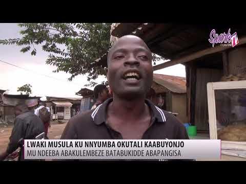 Abatuuze mu Ndeeba batabukidde banaabwe lwa kupangisa nju okutali kabuyonjo