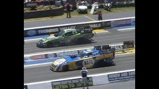 NHRA Funny Car  @ Bristol Thunder Valley  VA/TN 2017