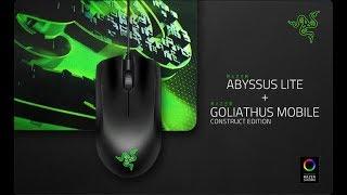 Razer Abyssus Lite and Goliathus Mobile Construct | Краткий обзор