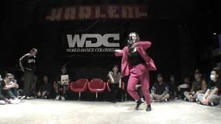 mizuki flammingo JUDGE DEMO / FUNKY CHICKEN 2017 DANCE BATTLE