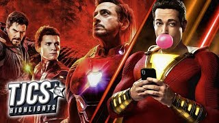 Is Shazam Getting Forgotten In The Avengers/Aquaman Buzz