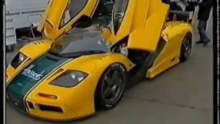 McLaren F1 GTR Documentary - The Professionals - Speed Merchants