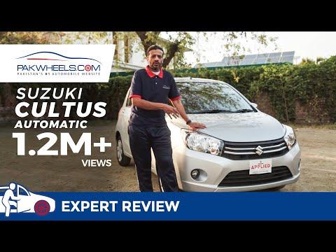 Suzuki Cultus AGS | Expert Review