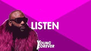 "Rick Ross x Drake x Kendrick Lamar Type Beat 2017 ""LISTEN"" | Hiphop Rap Trap Instrumental | Free DL"