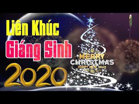 Nhạc Giáng sinh 2020 - Nhạc Noel 2020 Hay Nhất | Liên Khúc Giáng Sinh Chào Mừng Năm Mới 2020