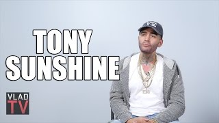 Tony Sunshine: I Never Had Conversation with Fat Joe About TS Split